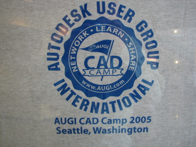 CAD Camp Seattle Washington 02/06